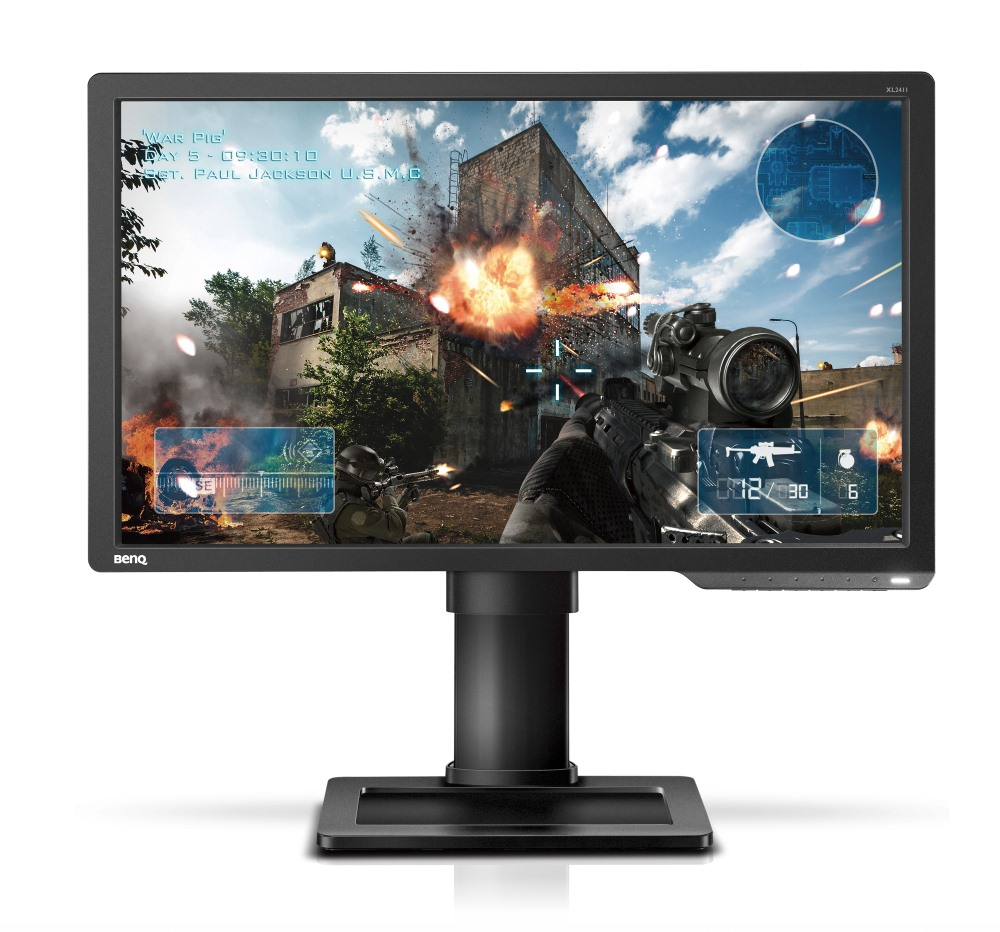LED monitor ZOWIE by BenQ XL2411 24
