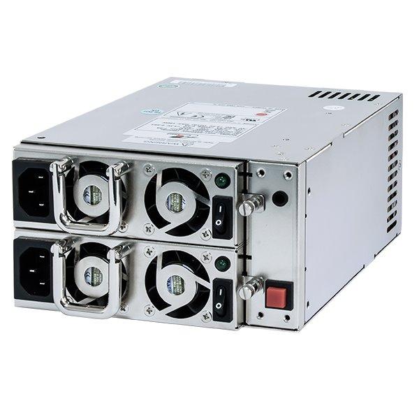 Zdroj CHIEFTEC MRT-5450G 2 x 450 W Zdroj, redundantní, 80 Plus Gold MRT-5450G