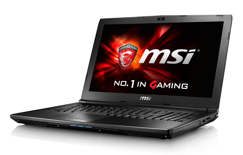 Notebook MSI GL62 6QD-002CZ Notebook, 15,6 FHD, i7-6700HQ, 8 GB DDR4, 1 TB, GTX 950M 2 GB, Win 10 Home GL62 6QD-002CZ