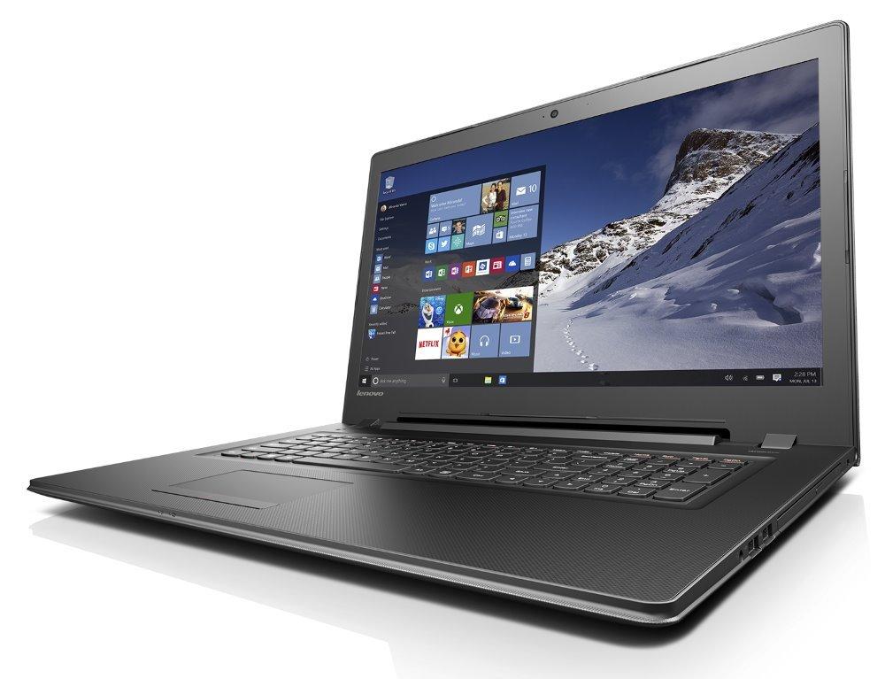 Notebook Lenovo B71-80 Notebook, i5-6200U, 4 GB, 500 GB SSHD 8 GB, Intel HD Graphics, 17,3 HD+ TN, DVD-RW, W10P 64bit, 2yCarryIn 80RJ008TCK