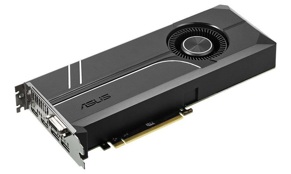 Grafická karta ASUS TURBO-GTX1060-6G Grafická karta, PCI-E, 6GB DDR5, VR Ready 90YV09R0-M0NA00