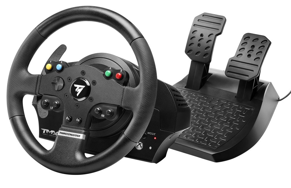 Volant THRUSTMASTER TMX Force Feedback Volant, pedály, pro Xbox One a PC 4460136