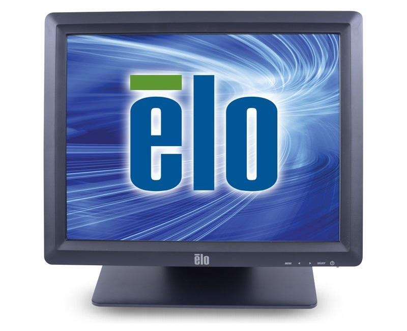 Dotykový monitor ELO 1517L 15 Dotykový monitor, 15, iTouch, VGA, USB, RS232, černý E829550