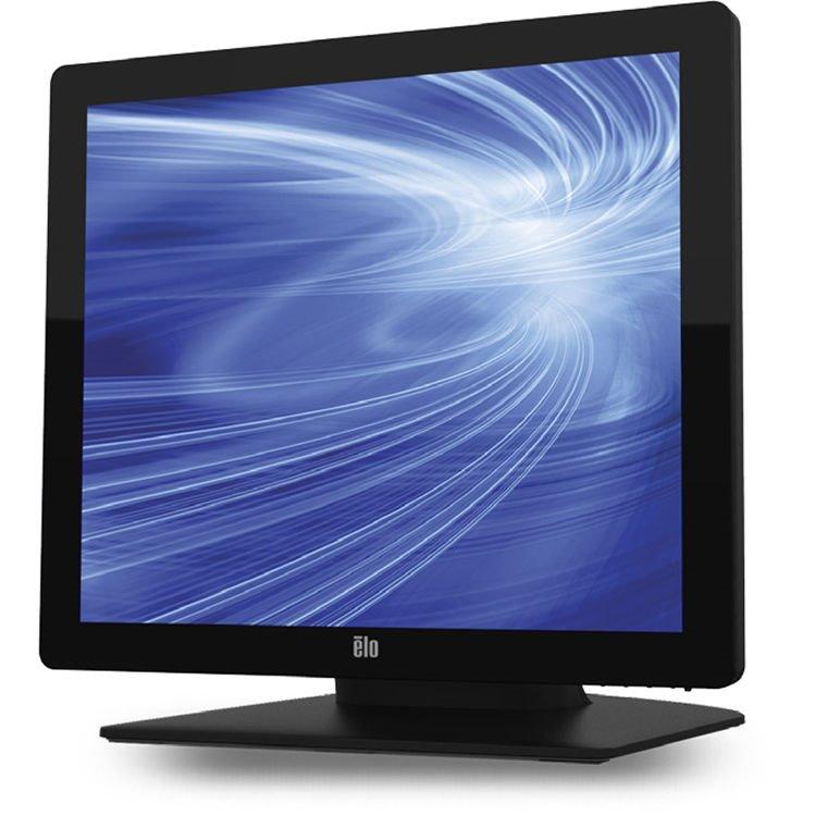 Dotykový monitor ELO 1717L 17 Dotykový monitor, 17, AccuTouch, VGA, USB, RS-232, černý E649473