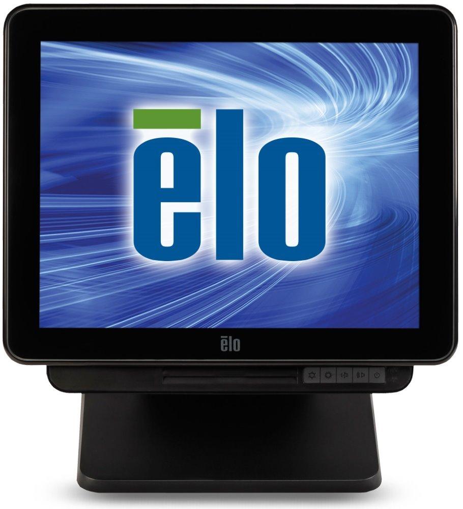 All-in-one počítač ELO 17X2 17 All-in-one počítač, 17, iTouch PLUS, 2,41 GHz, 2 GB, 320 GB HDD, VGA, USB, RS232, bez OS, černý E132507