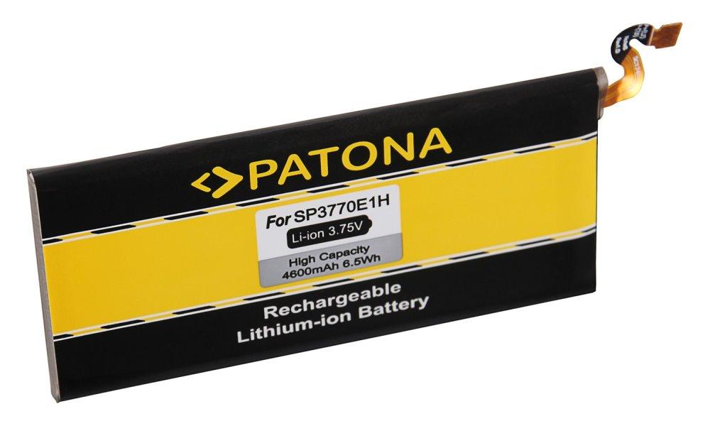 Baterie PATONA pro Samsung Galaxy Note 8.0 4600mAh Baterie pro tablet PC Samsung Galaxy Note 8.0 8, 4600mAh, 3,7V, Li-Pol PT3170