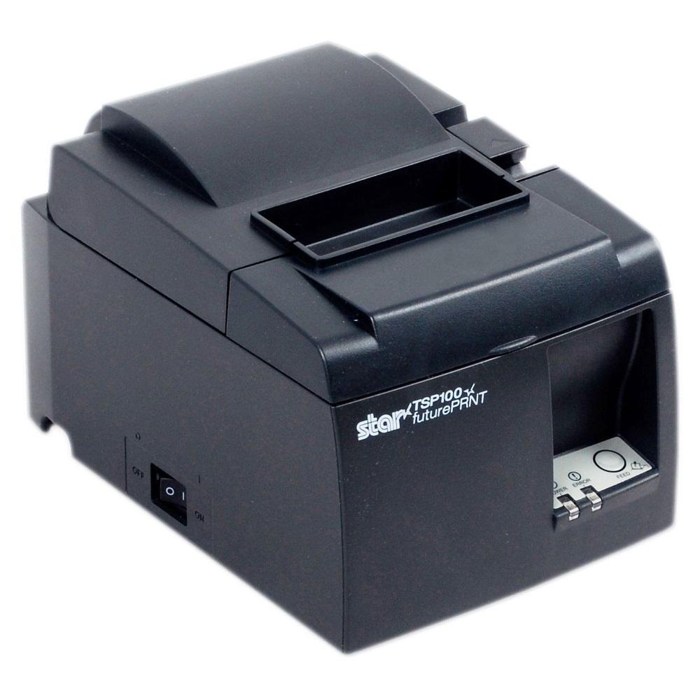 Pokladní tiskárna Star Micronics TSP143U Pokladní tiskárna, černá, USB, řezačka 39461130