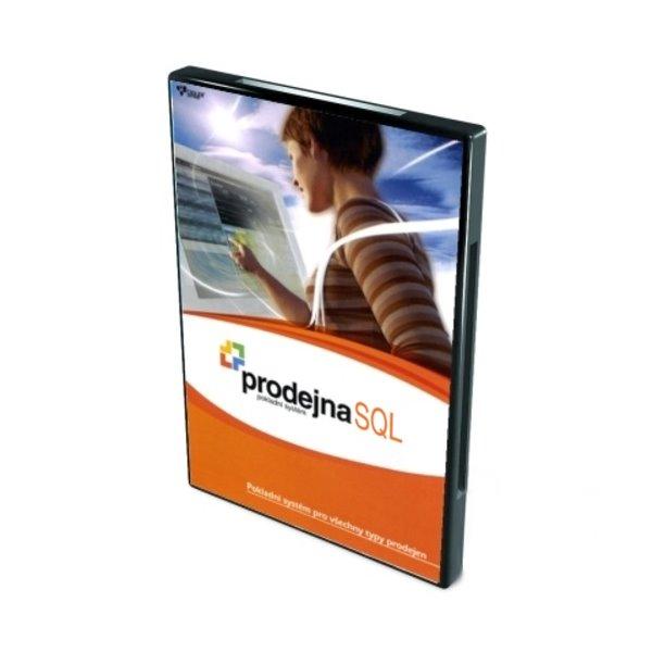 Pokladní software Cígler Prodejna SQLSklad Pokladní software, pro EET Prodejna SQLSklad