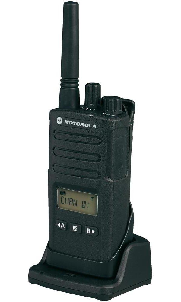 Vysílačka Motorola XT460 Vysílačka, 16 PMR, 446 MHz, 500 mW, až 20 hodin výdrž OTVMOT1007