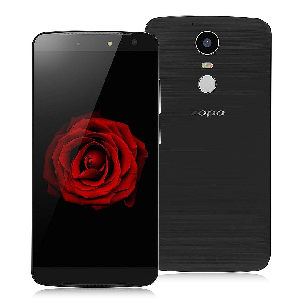 Mobilní telefon ZOPO ZP955 Speed 8 Mobilní telefon, 5,5 IPS, Dual SIM, 32 GB, 4 GB RAM, LTE, Android 6.0, černý ZOPOZP955BK