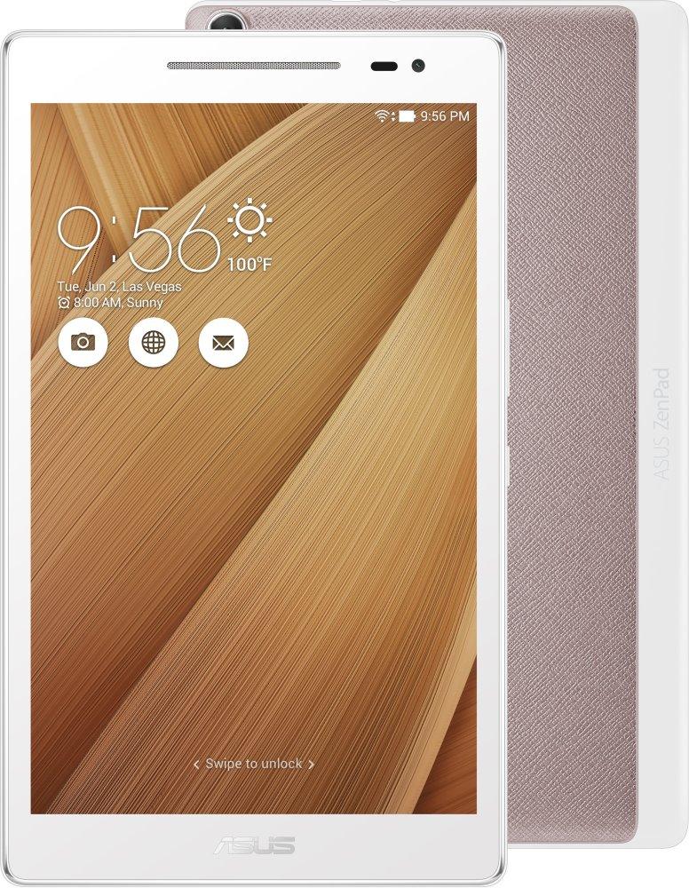 Tablet ASUS ZenPad 8 Z380M-6L017A Tablet, MKT8163, 2 GB, 16 GB, 8 IPS, 1280x800, GPS, BT, Wi-Fi, Android M, růžovězlatý Z380M-6L017A