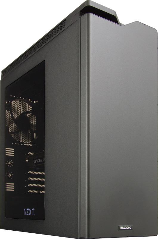 HAL3000 Pascal II Počítač, Core i7-6700K, NVIDIA GTX 1080, 16GB, 500GB SSD, 3TB HDD, W10 PCHS21131