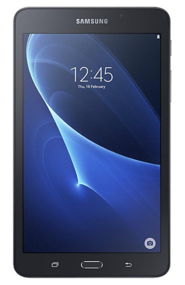 Tablet SAMSUNG Galaxy Tab A SM-T280 Tablet, Quad-Core, 1,5 GB, 8 GB, 7 1280x800, GPS, BT, Wi-Fi, Android 5.1, černý SM-T280NZKAXEZ