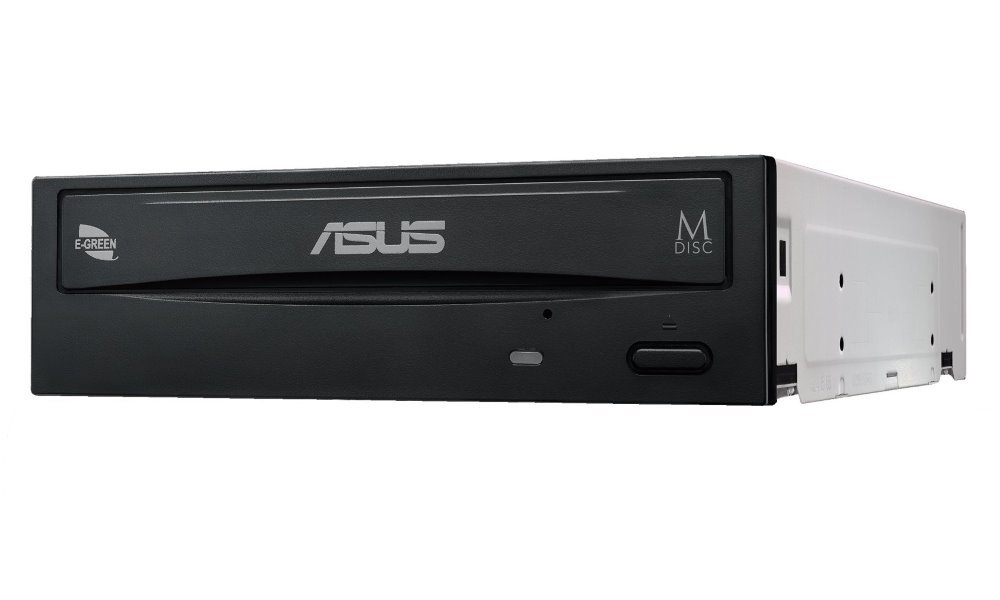 DVD mechanika ASUS DRW-24D5MT DVD mechanika, interní, SATA, BULK, černá 90DD01Y0-B10010