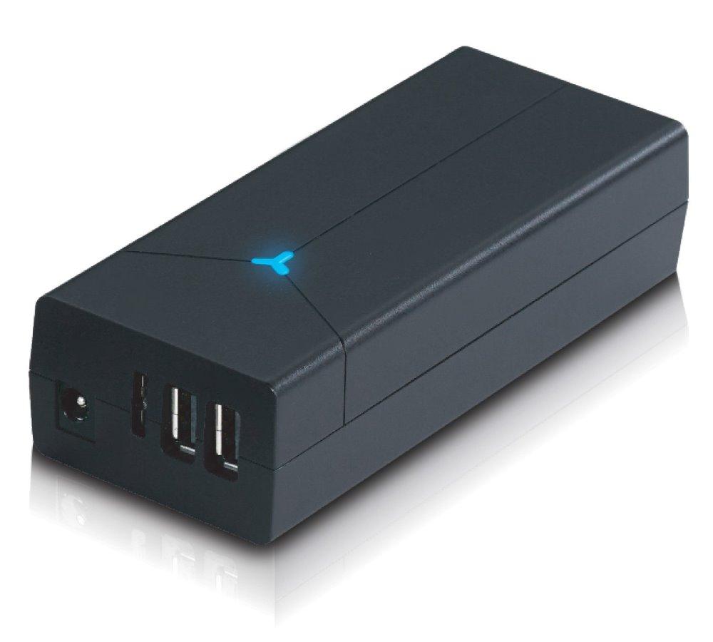 Napájecí adaptér FORTRON FSP NB H 65 Napájecí adaptér, 65 W, univerzální, USB 3.0 hub, 8 koncovek FSP NB H 65