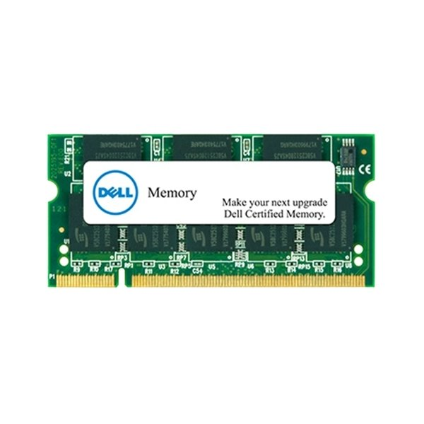 Operační paměť DELL SO-DIMM 4 GB DDR4 2133 MHz Operační paměť, 4 GB, do notebooku Latitude E5470, E5270, E7270, Precision M3510, M5510, M7710, 2133 MHz, DDR4, SO-DIMM, originál SNPFDMRMC/4G