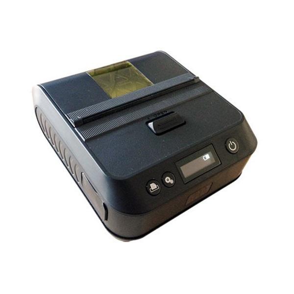 Pokladní tiskárna Cashino PTP-III BT Pokladní tiskárna, rychlost 50-80 mm/s, šířka až 80 mm, USB, Bluetooth, tisk QR+Bar kódů, kožené pouzdro zdarma
