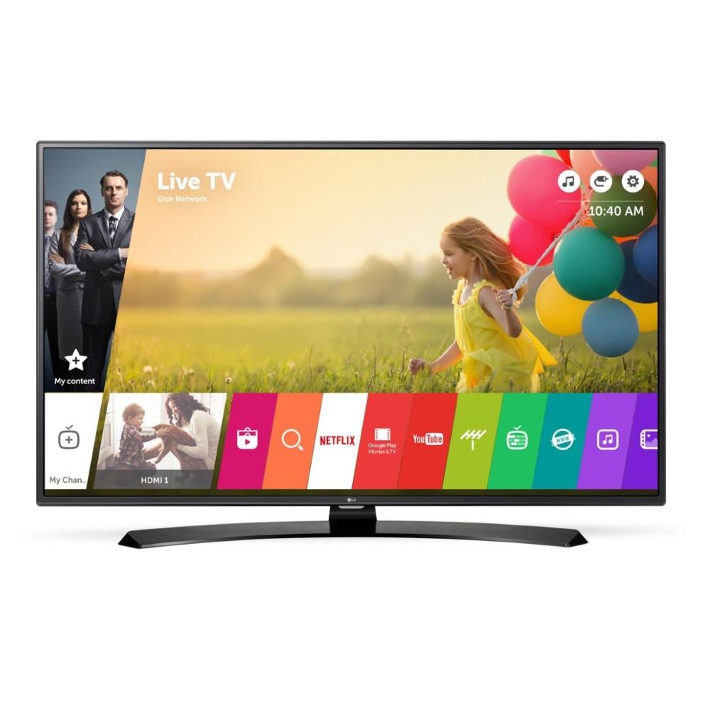 LED televize LG 43LH630V 43 LED televize, Smart, 43, FullHD, 1920x1080, DVB-T2/S2/C, 3x HDMI, 2x USB, LAN, Wifi, energ. tř. A++ 43LH630V