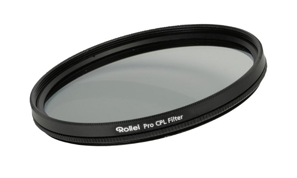 Filtr Rollei CPL 49 mm Filtr, CPL, polarizační, profesionální, 49 mm 26075