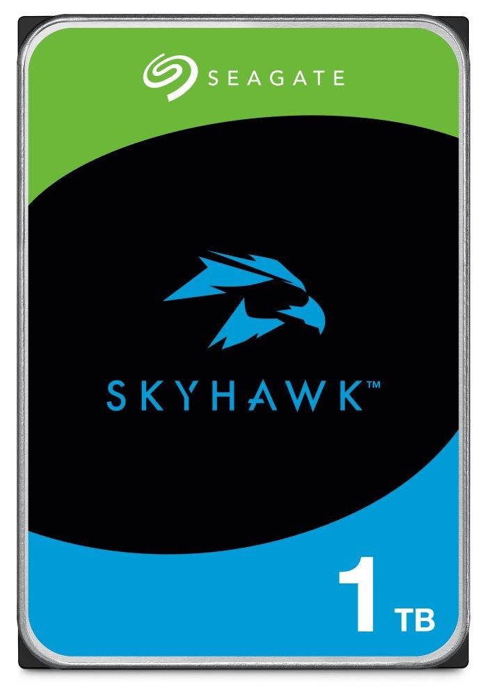 "Pevný disk Seagate SkyHawk 1TB Pevný disk, interní, 1TB, SATA III, 3,5"", 7200 rpm, 64 MB"