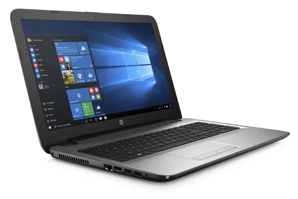 Notebook HP 255 G5 Notebook 15,6 FHD, A6-7310, 4 GB, 128 GB SSD, AMD Radeon R4, HDMI, VGA, RJ-45, W10 Home X0P89EABCM