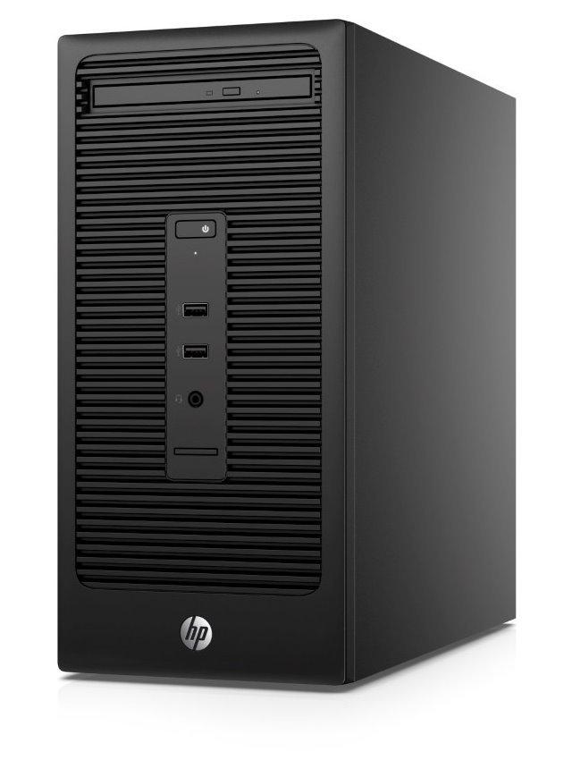 Počítač HP 280G2 MT Počítač, i3-6100, 4GB, 128GB SSD, Intel HD, DVDRW, W10P + down W7 Z2J72ESBCM
