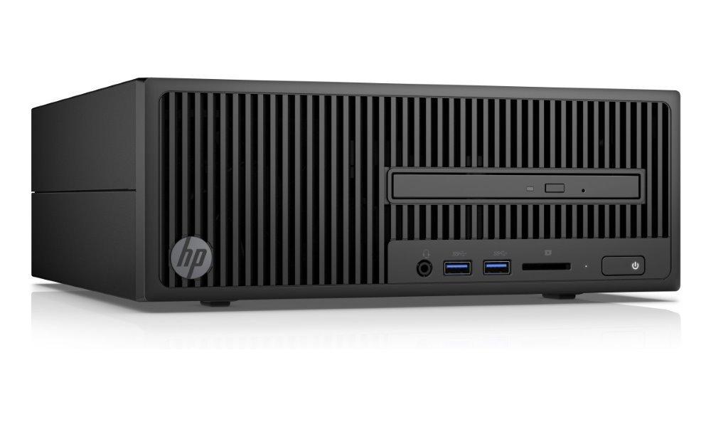 Počítač HP 280G2 SFF Počítač, i3-6100, 4GB, 128GB SSD, IntelHD, DVDRW, Windows 10 Pro X9E02EABCM