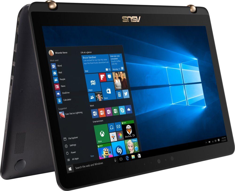 Notebook ASUS ZENBOOK UX560UX-FZ022T Notebook, i5-6200U, 8 GB, 512 GB SSD, 15,6 FHD IPS touch, GTX950M, USB-C, W10, černý UX560UX-FZ022T
