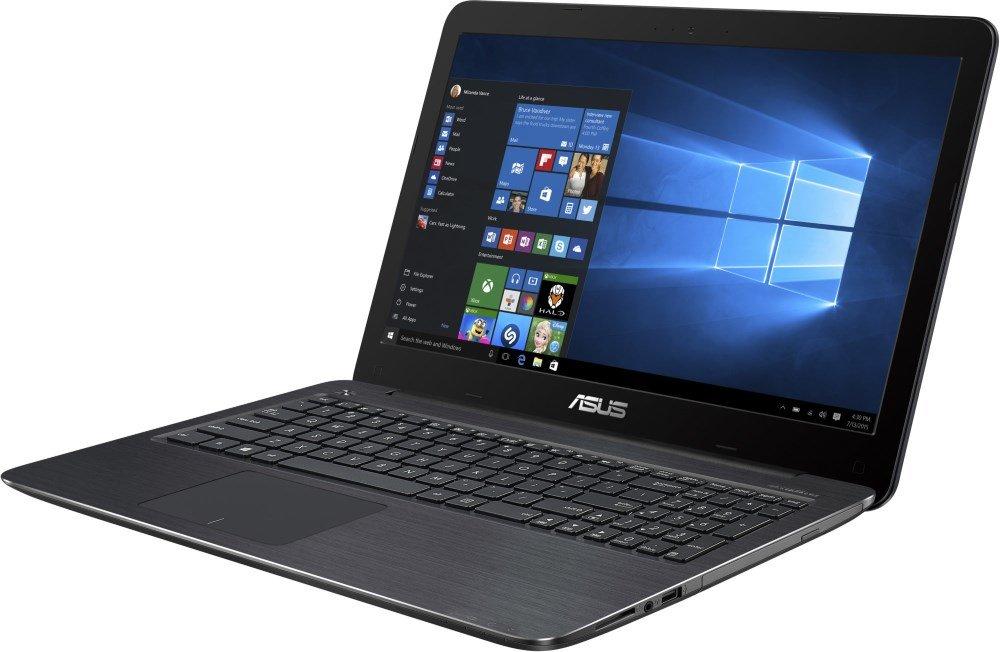 Notebook ASUS F556UQ-DM309T Notebook, i5-6198DU, 4GB, 1TB-7200, 15,6 FHD, DVD, 940MX 2GB, W10, tmavě hnědý F556UQ-DM309T