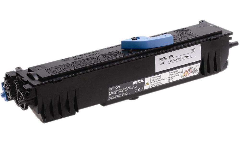 Toner Epson S050520 černý Toner, originální, pro Epson AcuLaser M1200, 1800 stran, černý C13S050672