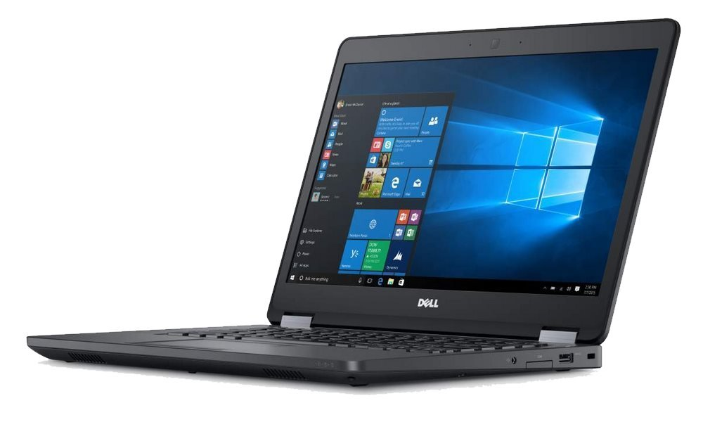 Notebook DELL Latitude E5470 Notebook, i5-6300U, 4GB, 500GB 7200, 14, W10Pro, vPro, 3YNBD on-site G56D0