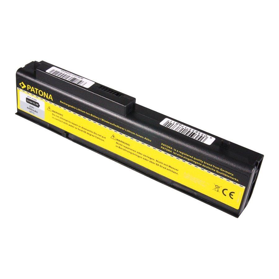 Baterie PATONA pro notebook FUJITSU AMILO 4400mAh Baterie, pro notebook FUJITSU-SIEMENS AMILO A1650, BTP-ACB8, 4400mAh, Li-Ion, 11,1V PT2471