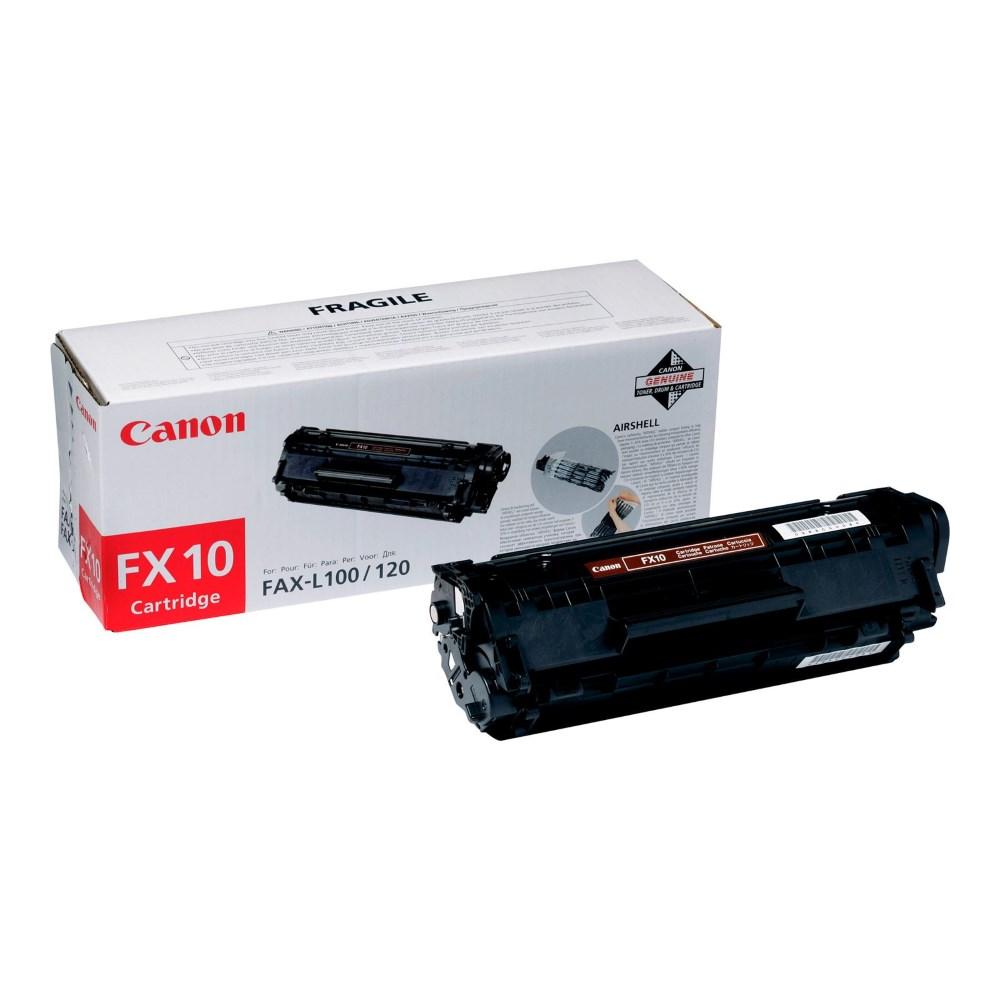 Toner Canon FX-10 černý Toner, L-1x0, MF-41x0, 2000 stran, černý - POŠKOZENÝ OBAL TONC1102V