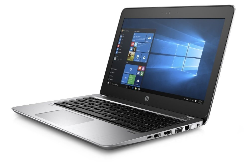 Notebook HP ProBook 430 G4 Notebook, 13,3 HD, i3-7100U, 4GB, 128GB SSD + 2,5 slot pro HDD, IntelHD, WiFi, BT, Win 10 Pro Z2Y49ESBCM