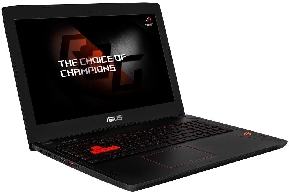 "Notebook ASUS ROG Strix GL502VY-FY024T Notebook, i7-6700HQ, 32GB, 2TB-5400 + 512GB SSD PCIE, 15,6"" FHD IPS, GTX 980M 8GB, W10 Home, černý"