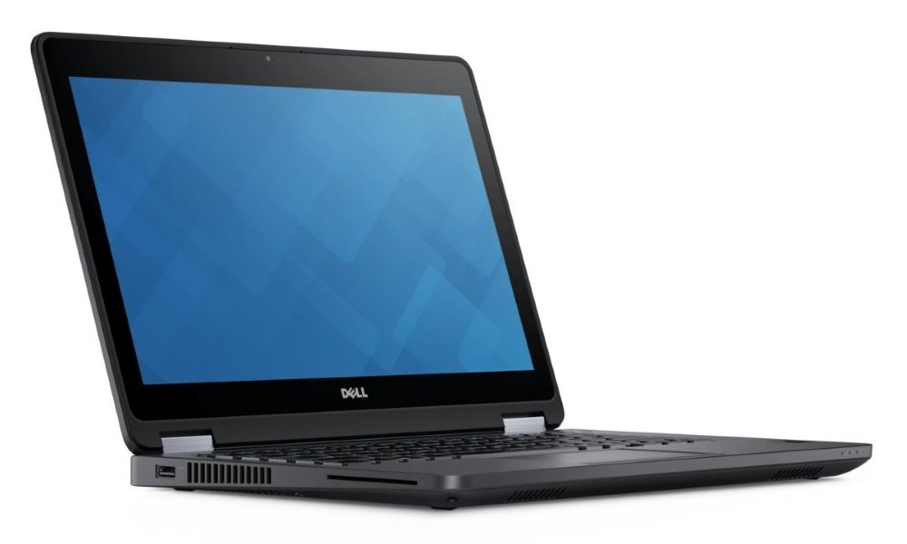 Notebook DELL Latitude E5270 Touch Notebook, i5-6300U, 8GB, 128GB SSD, 12.5 FHD dotykový, W10Pro, vPro, 3YNBD on-site 1XGR3