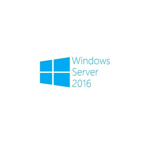 Operační systém MS Windows Server Standard 2016 Operační systém, pro servery, státní správa, single, OLP, NL, GOVT, uživatel CAL R18-05159