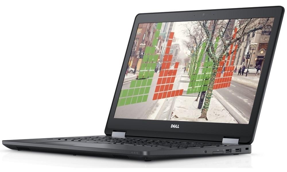 Notebook DELL Latitude E5570 Notebook, i5-6200U, 4GB, 500GB 7200, 15.6, W10Pro, 3YNBD on-site NWDR0