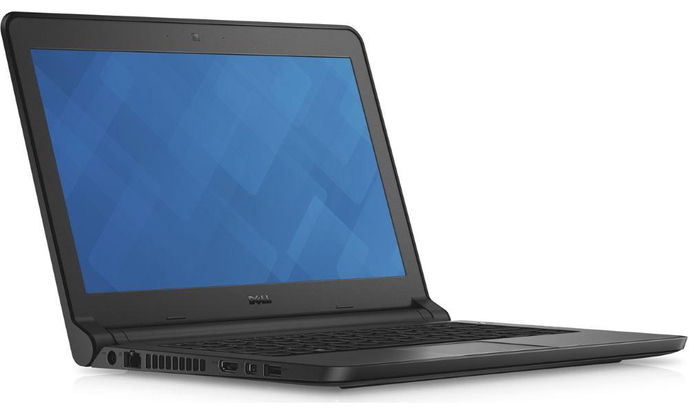 Notebook DELL Latitude 3350 Notebook, i3-5005U, 4 GB, 128 GB SSD, 13,3, W10Pro, 3YNBD on-site 410C7