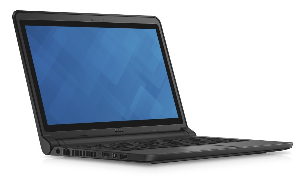 Notebook DELL Latitude 3350 Touch Notebook, i5-5200U, 8 GB, 128 GB SSD, 13.3 dotykový, W10Pro, 3YNBD on-site 646R3