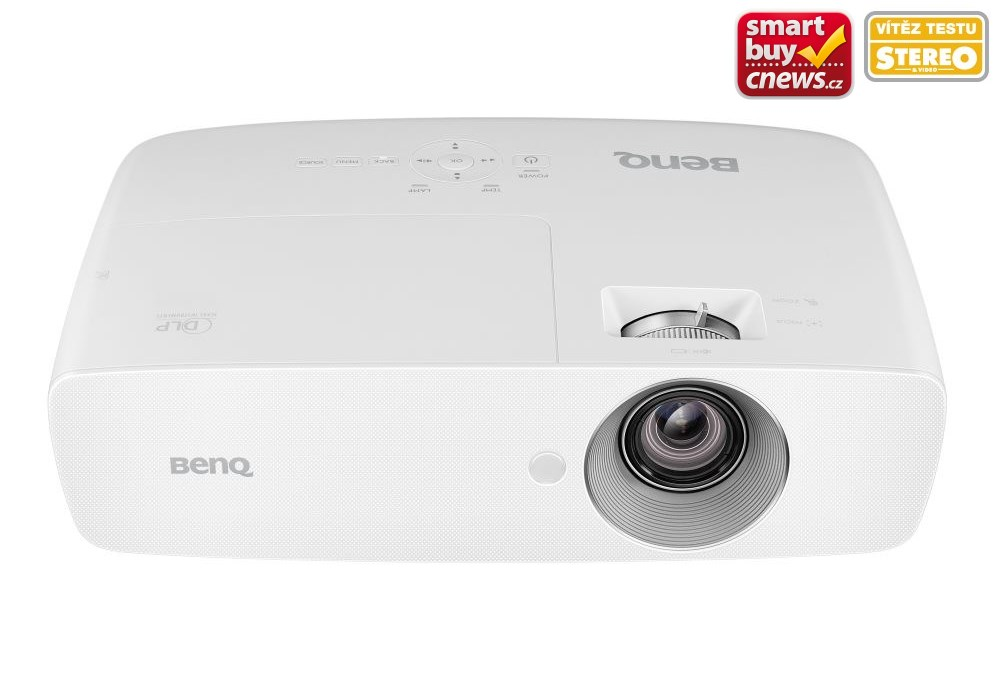 Projektor BenQ W1090 Projektor, DLP, Full HD, 2000 ANSI, 10000:1, 2x HDMI