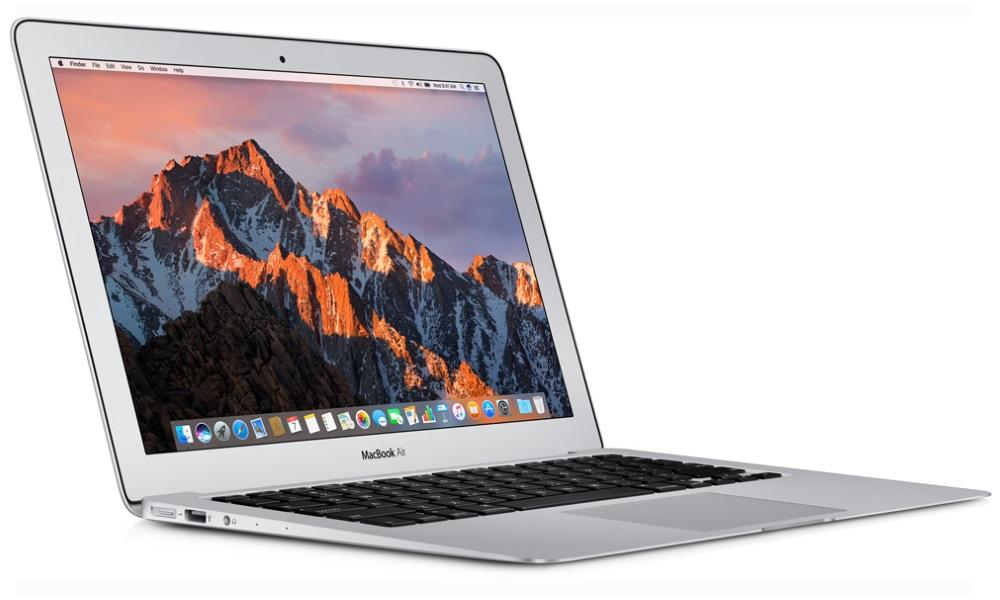 Notebook Apple MacBook Air 13 Notebook, 13, Core i5 1,6 Ghz, 8 GB, 128 GB, Intel HD 6000 mmgf2cz/a
