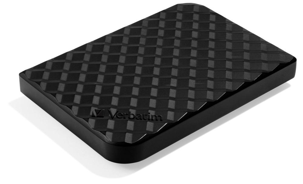 Pevný disk VERBATIM Store 039n039 Go 1,5 TB Pevný disk, 1,5 TB, externí 2,5, USB 3.0, GEN2, černý 53226