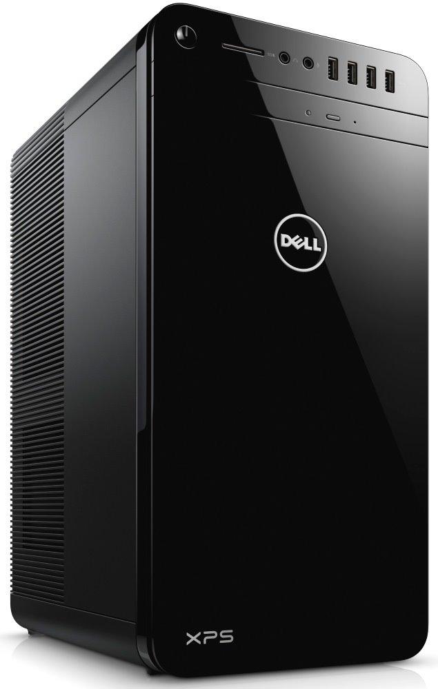 Počítač DELL XPS 8910 Počítač, i5-6400, 8GB, 1TB 7200, nVidia GTX 970 4GB, DVDRW, WiFi, W10, 2YNBD on-site D-8910-N2-511K