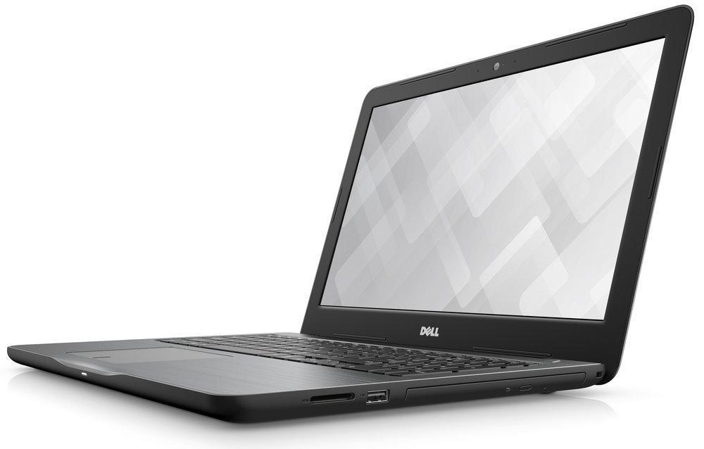 Notebook DELL Inspiron 15 5000 Notebook, i7-7500U, 16GB, 2TB, DVDRW, AMD R7 M445 4GB, 15.6 FHD, W10, šedý, 2YNBD on-site N-5567-N2-711S