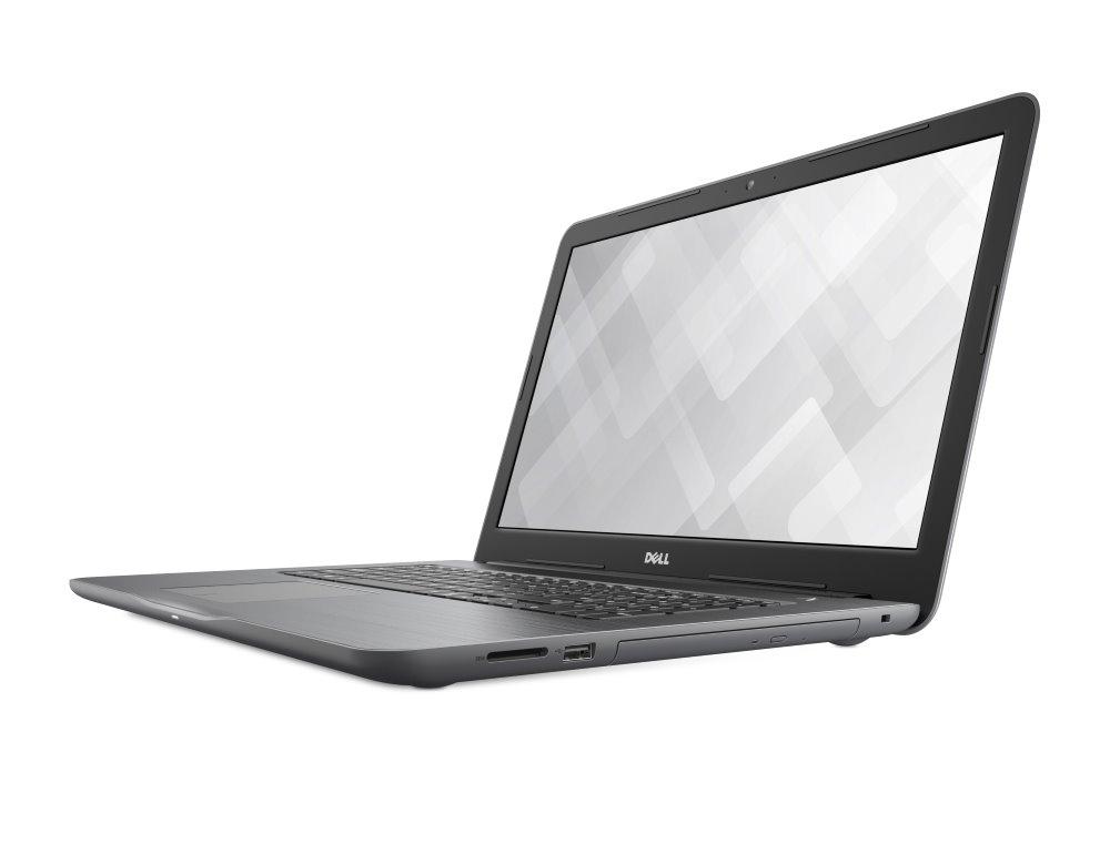 Notebook DELL Inspiron 17 5000 Notebook, i7-7500U, 16GB, 2TB, DVDRW, AMD R7 M445 4GB, 17.3 FHD, W10, šedý, 2YNBD on-site N-5767-N2-712S