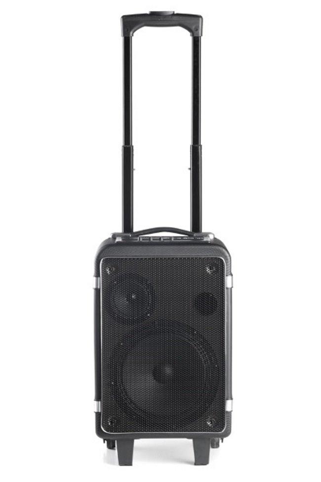 Reproduktory NGS WILD FUNKY Reproduktory, mono, 40W, USB, SD slot, Bluetooth, černé - POŠKOZENÝ OBAL REPNG9909V