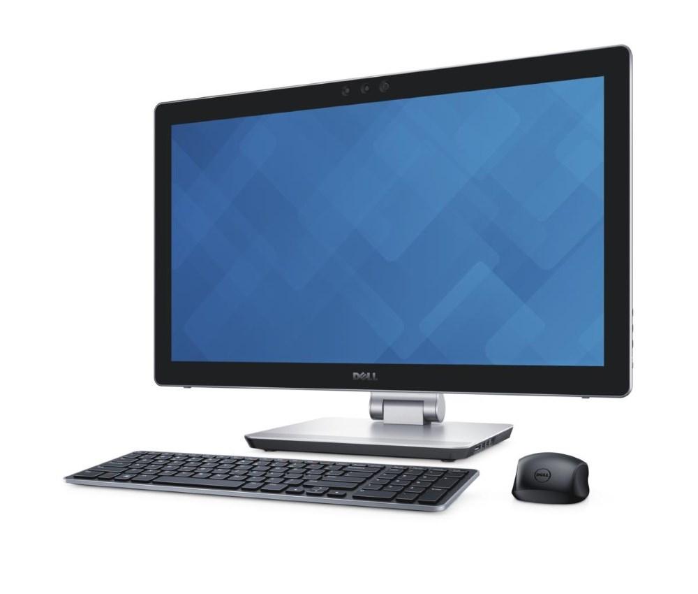 All-in-one počítač DELL Inspiron 24 7000 AIO All-in-one počítač, i7-6700HQ, 16GB, 32GB SSD + 2TB, nVidia 940M 4GB, Realsense, 24 FHD dotykový, W10, 2YNBD AIO-7459-N2-02