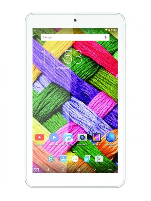 Tablet UMAX VisionBook 7Q Plus Tablet, 7 IPS, 1024x600, 1 GB, 8 GB Flash, GPS, mini HDMI, micro USB, Android 5.1, bílý UMM200V7P