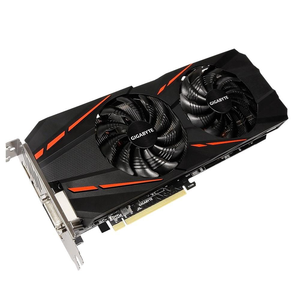Grafická karta GIGABYTE nVIDIA GeForce GTX1060 3GB Grafická karta, PCI-E, 3GB GDDR5, 3xDP, HDMI, DVI, active GV-N1060G1 GAMING-3G